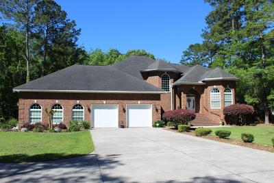 North Charleston Single Family Home For Sale: 4432 Wild Thicket Lane