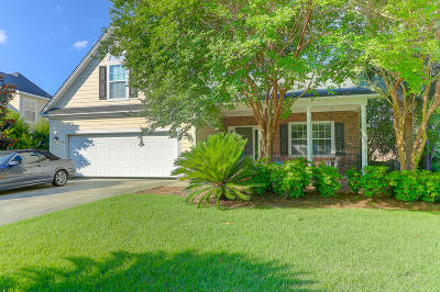 Charleston Single Family Home For Sale: 428 Harrods Lane