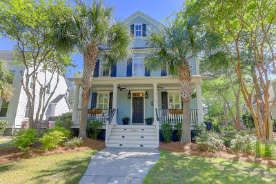 Charleston Single Family Home For Sale: 1004 Cochran Street