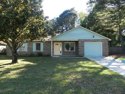 Berkeley County Single Family Home For Sale: 122 William Street
