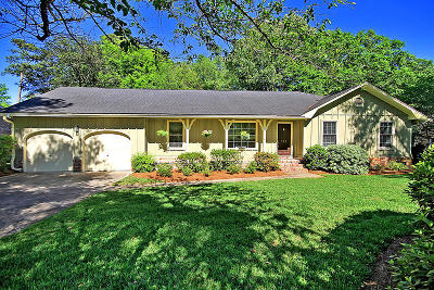Mount Pleasant Single Family Home For Sale: 948 Equestrian Drive