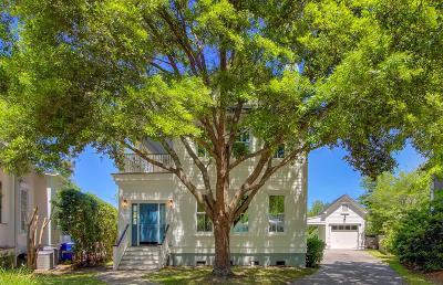 Mount Pleasant Single Family Home For Sale: 813 Tupelo Bay Drive