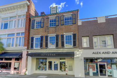 Charleston Attached For Sale: 348 King Street #H