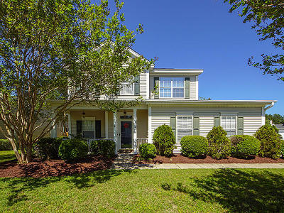 Goose Creek Single Family Home For Sale: 109 Rockdale Lane