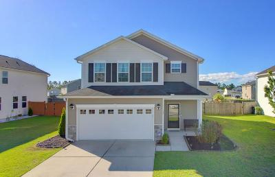 Goose Creek Single Family Home Contingent: 548 Flycatcher Drive