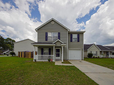 Summerville Single Family Home Contingent: 1413 Pinethicket Drive