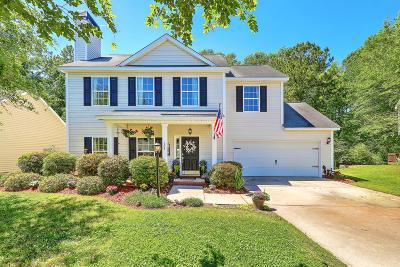 Summerville Single Family Home For Sale: 107 Cassels Lane