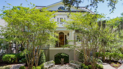 Mount Pleasant Single Family Home For Sale: 124 Wando Reach Court