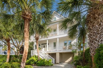 Isle Of Palms Single Family Home For Sale: 22 Morgan Place Drive