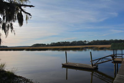 Edisto Beach, Edisto Island Residential Lots & Land For Sale: 8532 Peters Point Road