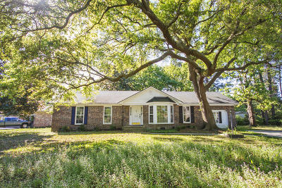 Charleston Single Family Home For Sale: 812 Canary Drive