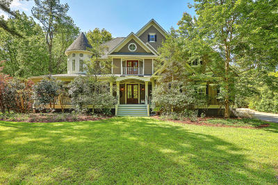 Summerville Single Family Home For Sale: 516 Cypress Point Drive