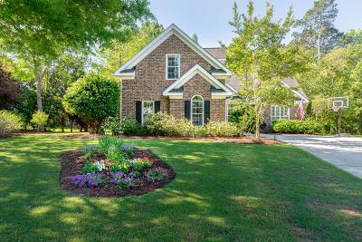 Mount Pleasant Single Family Home Contingent: 2655 Scarlet Oak Court