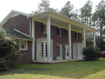 Berkeley County Single Family Home For Sale: 1097 Russellville Road