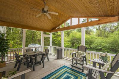 Edisto Island Single Family Home For Sale: 8025 Cedar Hall Road