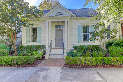 Mount Pleasant Single Family Home For Sale: 289 N Shelmore Boulevard