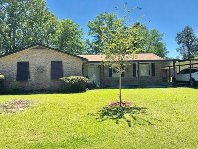 North Charleston Single Family Home Contingent: 7747 Ovaldale Drive