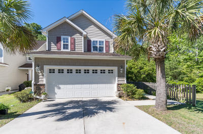 North Charleston Single Family Home Contingent: 8747 Shadowglen Drive