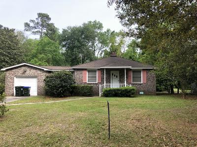 Summerville Single Family Home For Sale: 709 N Magnolia Street