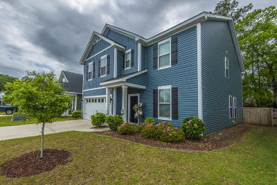 Charleston County Single Family Home For Sale: 3221 Hartwell Street
