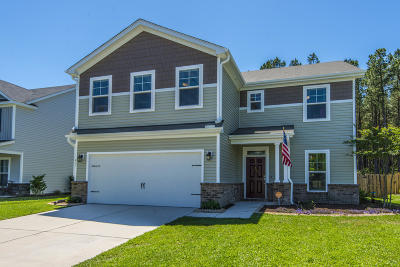 Summerville Single Family Home For Sale: 411 Flat Rock Lane