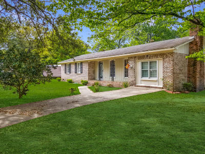 Mount Pleasant Single Family Home For Sale: 804 McCants Drive