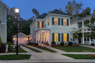 Charleston Single Family Home For Sale: 1934 Fleming Woods Road