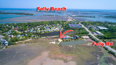 Residential Lots & Land For Sale: 1660 Teal Marsh Road