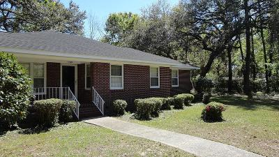 Charleston SC Single Family Home For Sale: $387,500