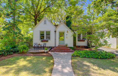 Charleston Single Family Home For Sale: 102 Collingwood