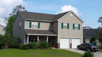 Summerville Single Family Home For Sale: 85 Creek Bend Drive