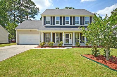 Summerville Single Family Home For Sale: 613 Alwyn Boulevard