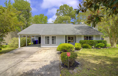Charleston Single Family Home For Sale: 1157 Oakcrest Drive