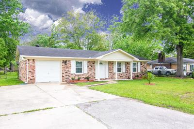 Goose Creek Single Family Home Contingent: 119 Clarine Drive