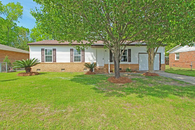 Goose Creek Single Family Home Contingent: 419 Judy Drive
