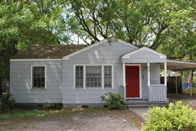 North Charleston Single Family Home For Sale: 5529 Read Street