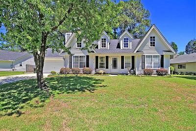 Summerville Single Family Home For Sale: 223 Jasmine Dr