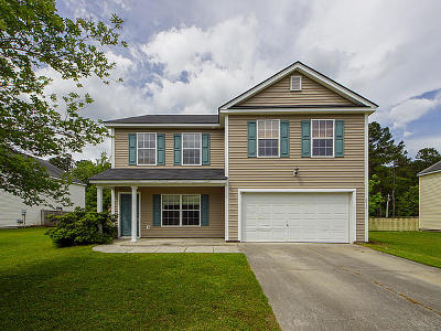 Berkeley County Single Family Home For Sale: 2028 Robin Wood Blvd