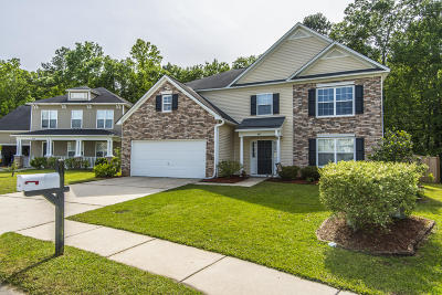 Goose Creek Single Family Home Contingent: 457 Green Park Lane