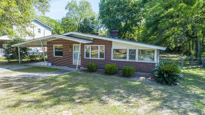 Charleston Single Family Home For Sale: 818 Dills Bluff Rd