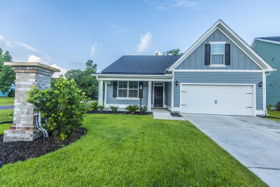 North Charleston Single Family Home For Sale: 8401 Loggers Run