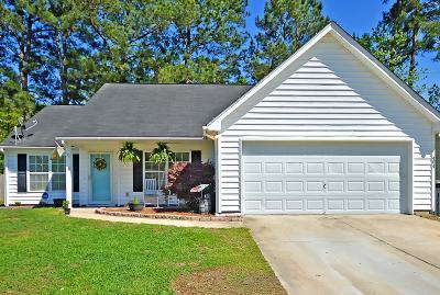 Moncks Corner Single Family Home Contingent: 404 Eagleston Drive