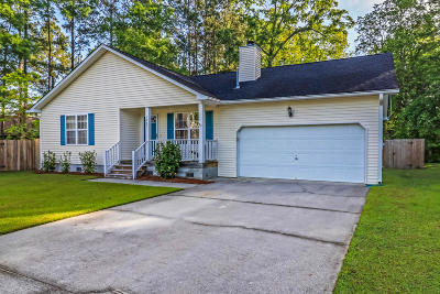 North Charleston Single Family Home For Sale: 2283 E Tulane Road