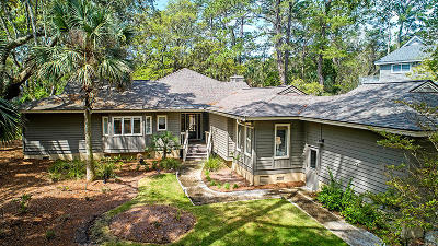 Charleston County Single Family Home For Sale: 519 Ruddy Turnstone