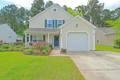 Summerville Single Family Home For Sale: 4817 Morning Dew Court