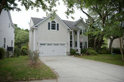 Charleston Single Family Home For Sale: 1733 Crystal Lake Drive