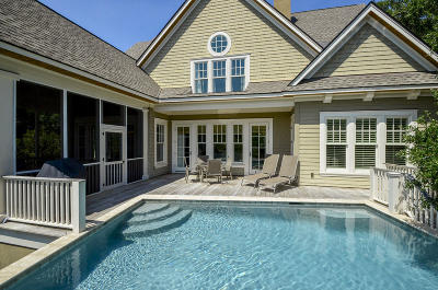Kiawah Island Single Family Home For Sale: 24 Bufflehead Drive