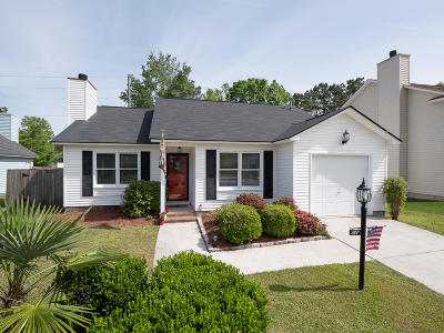 Charleston Single Family Home For Sale: 187 Briarwood Drive