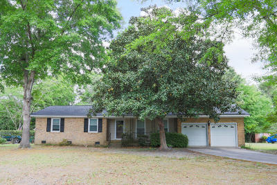 Summerville Single Family Home For Sale: 101 Lionel Court