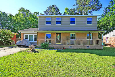 Goose Creek Single Family Home Contingent: 303 Farm Rd